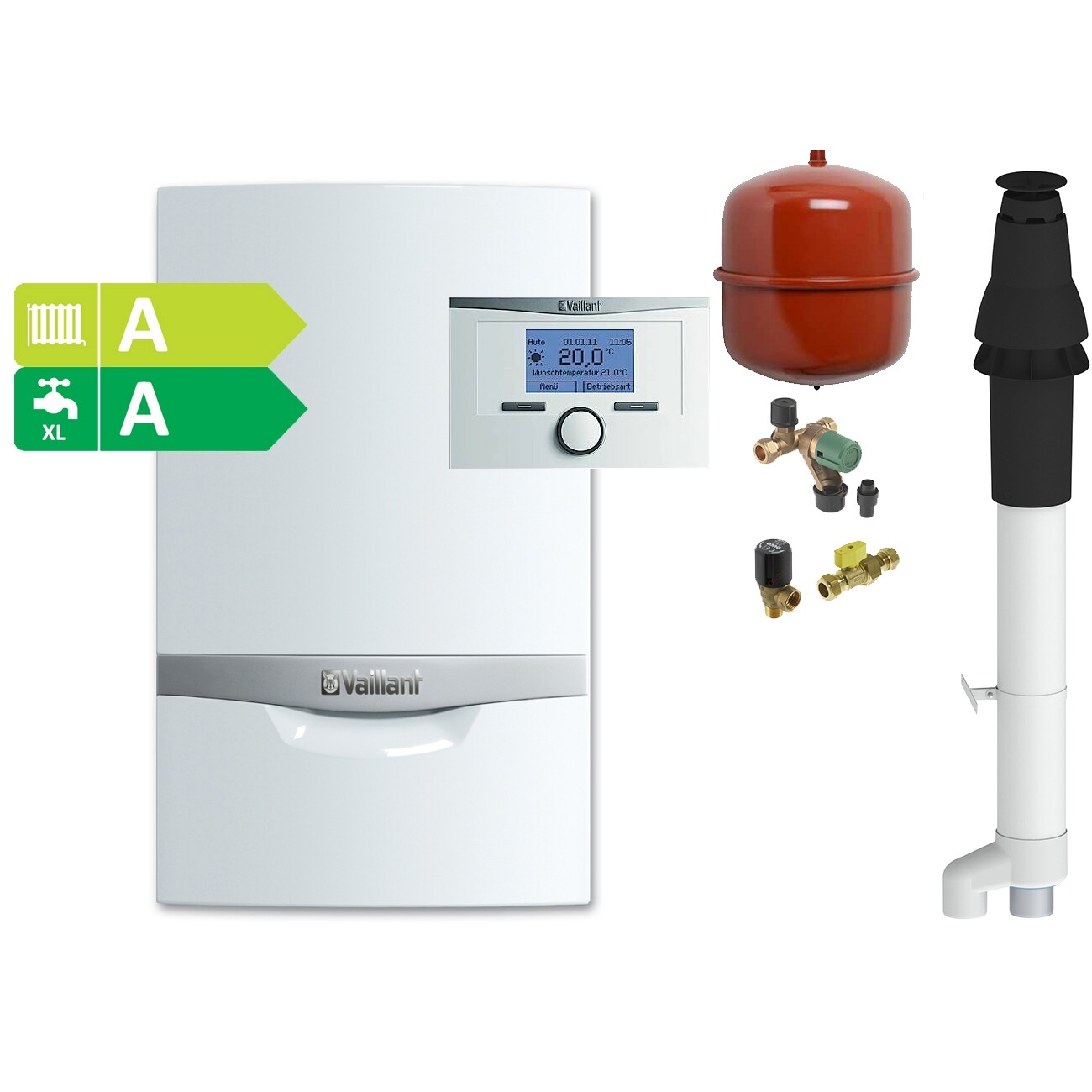 Vaillant ecoTEC Plus Combi-deals